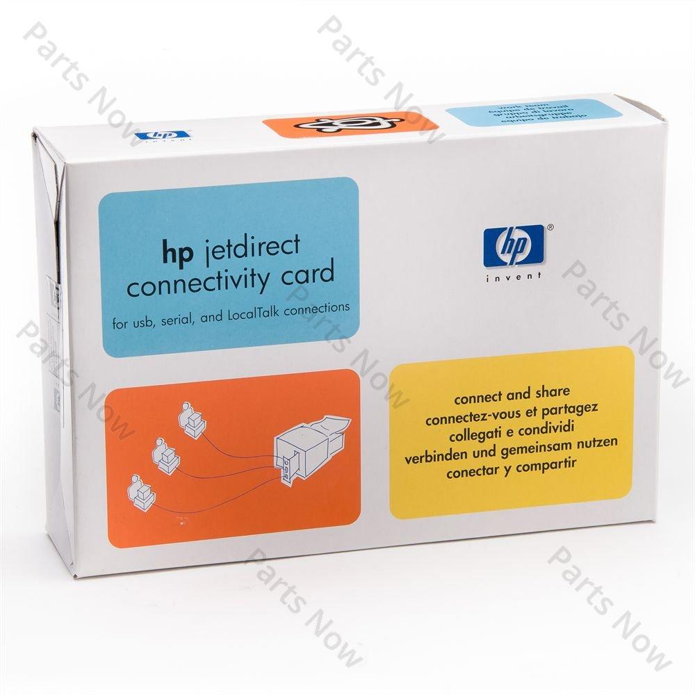 HP Hewlett Packard Jetdirect Eio Connectivity Card USB Ser Localtalk