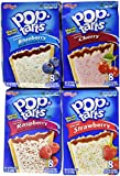 Pop Tarts Variety Pack, Frosted FRUIT