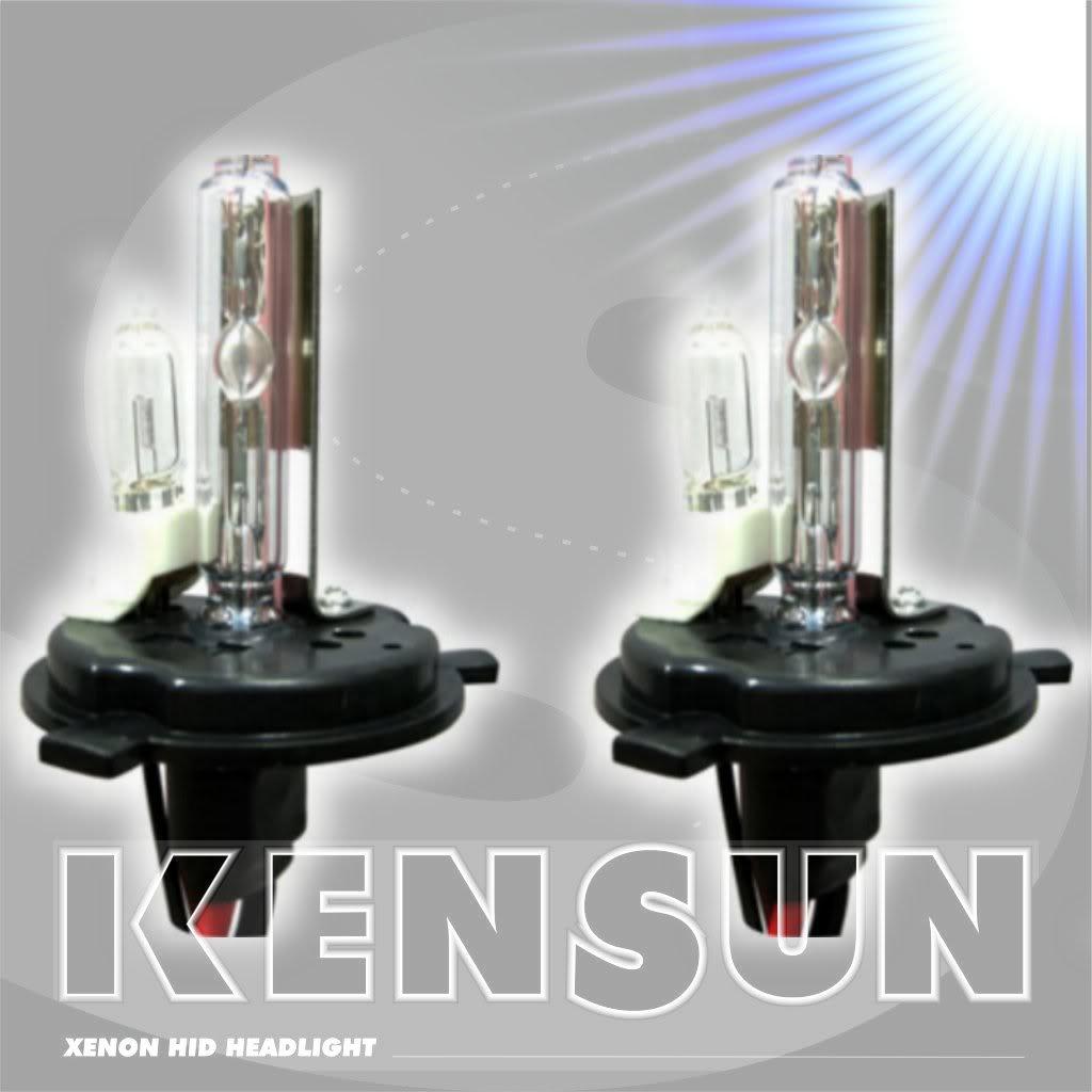rainbow xenon itm car hid bulbs light headlight headlamp truck