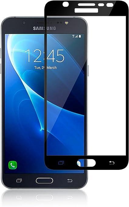 NOVAGO Compatible Samsung J7 2017 (J730) / J7 Pro 2 Protectores de ...