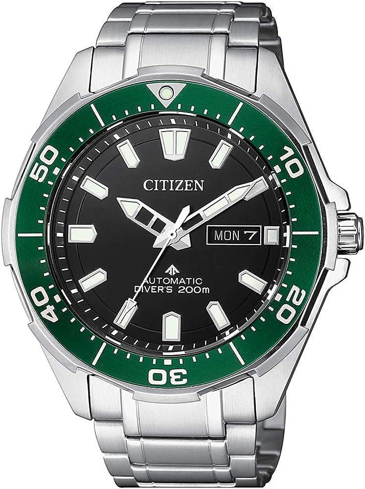 Citizen Promaster Professional Diver - Reloj Automático Súper Titanio NY0071-81E