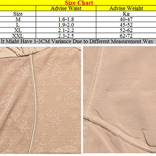 Zhuhaitf Cuerpo de control Tights Shaperwear Thin No Trace Underwear Corset Workout Shaper Tummy Soft Thermal Vest Blue