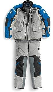 Amazon Com New 2018 Bmw Rallye Jacket Blue Grey Mens Euro Size 56