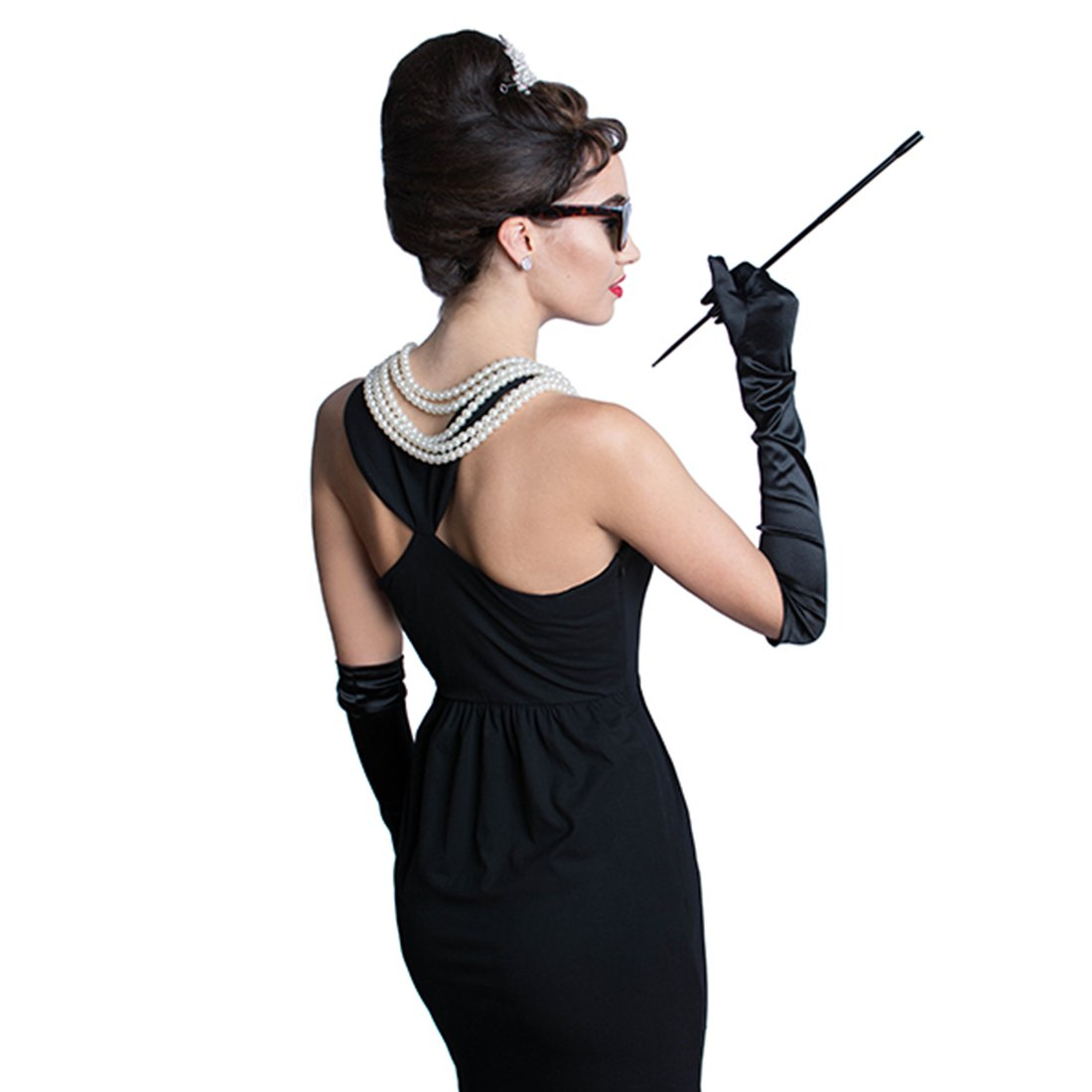 Audrey Hepburn - the Original ''Breakfast at Tiffany's'' Complete Costume Set (L) w/Gift Box by Utopiat (Image #3)