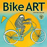 Bike Art 2019 Mini Wall Calendar: In Celebration of the Bicycle