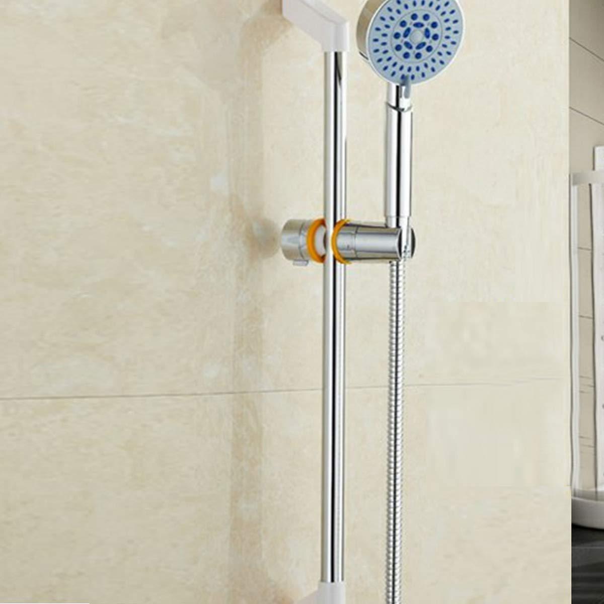 Godagoda Sprinkler Hose 201 Stainless Steel Hose Shower Hose Sanitary Hose Water Inlet Explosion-Proof Spring Shower Hose by Godagoda (Image #4)
