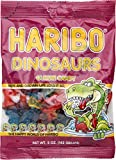 Haribo Dinosaurs Gummi Candy 5oz (3 Pack)