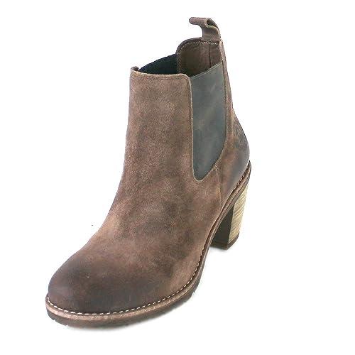 PANAMA JACK Botines de Mujer Avignon B2 Grass Taupe: Amazon.es: Zapatos y complementos