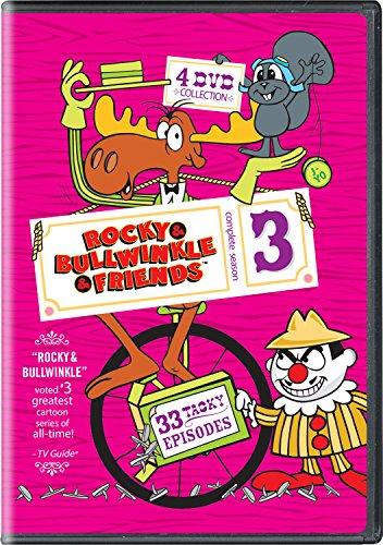 (Rocky & Bullwinkle & Friends: Complete Season 3)