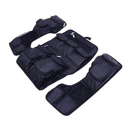 b603b3014605 Amazon.com: Black Saddlemen Saddle bags Tour Pak Pack Lid Organizer ...