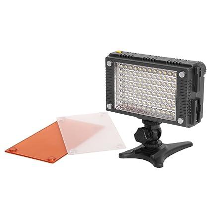 Amazon com : HDV-Z96 96 LED Light Kit : On Camera Video Lights
