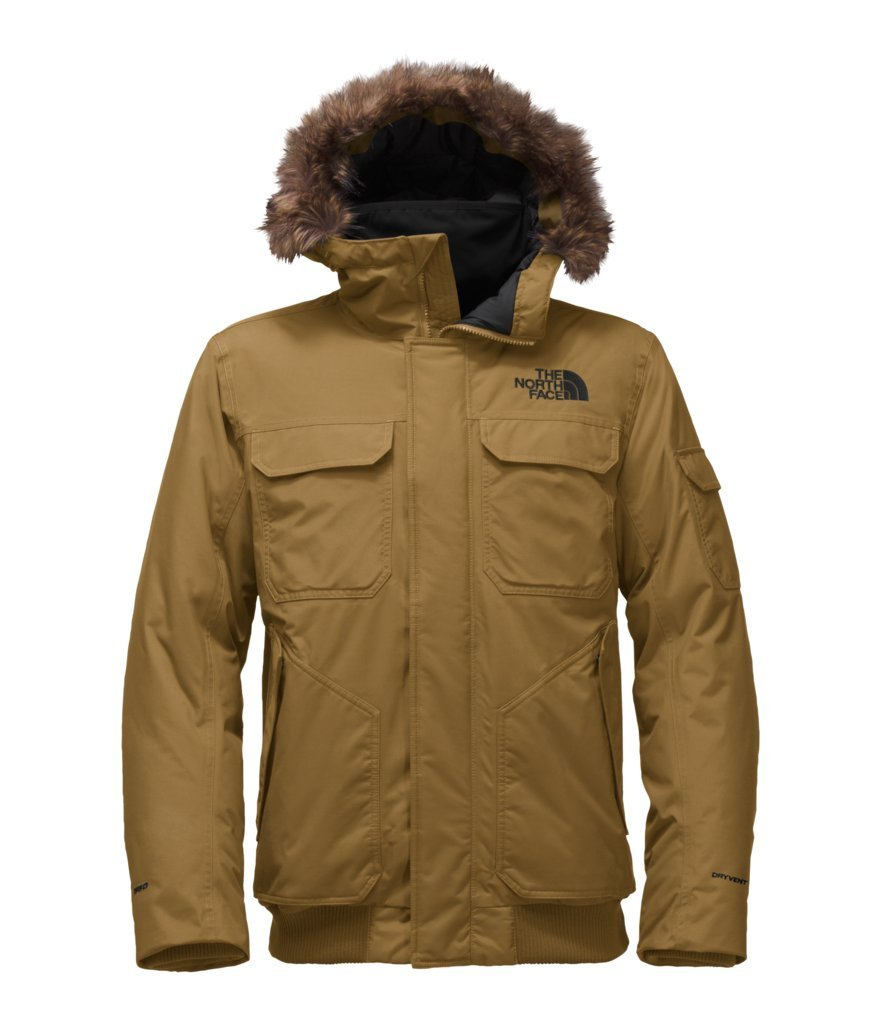 The North Face Men's Gotham Jacket III, British Khaki, XX-Large by The North Face
