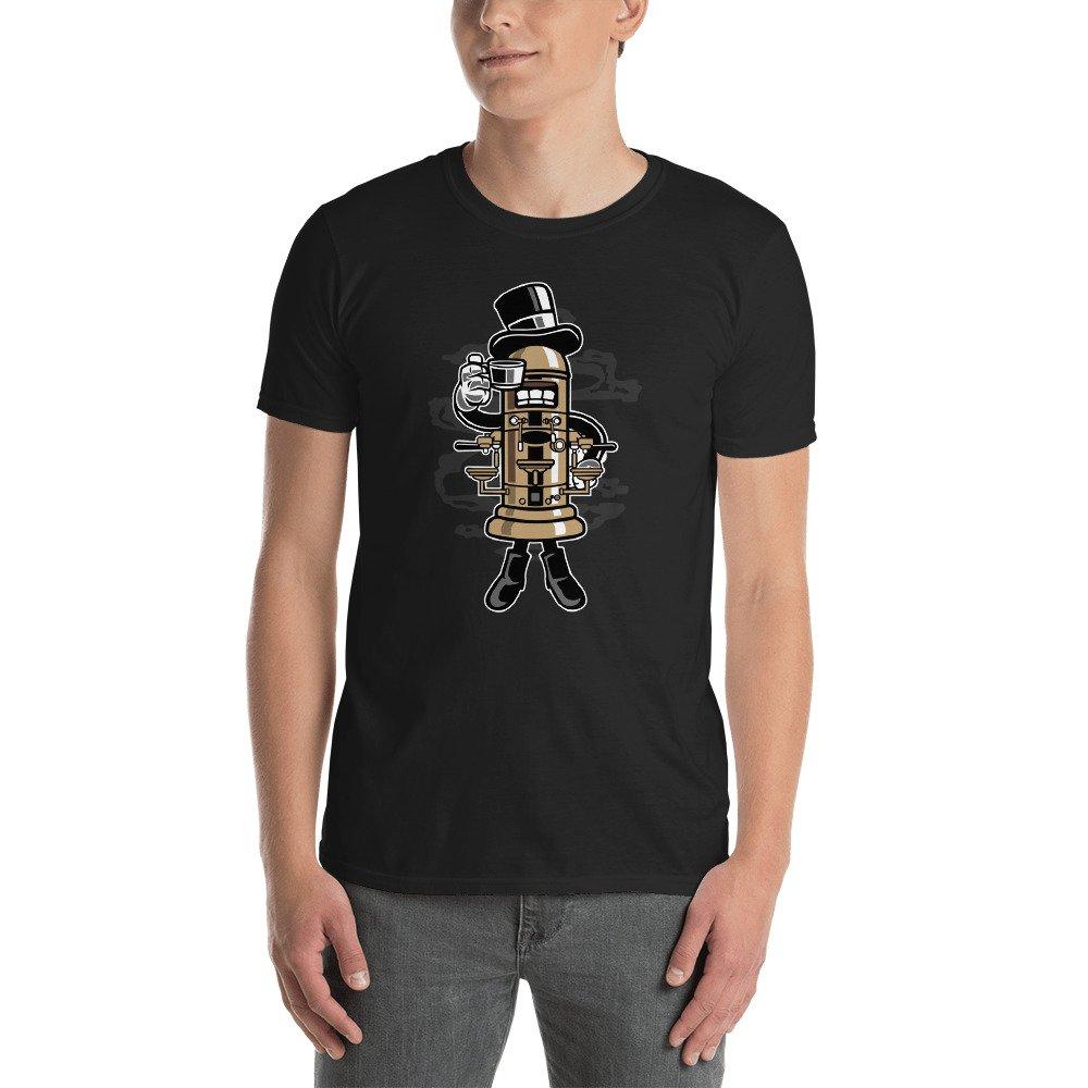 DR-MASTERMIND Coffeemaker Short-Sleeve Unisex T-Shirt