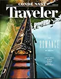 Conde Nast Traveler Magazine, February 2016