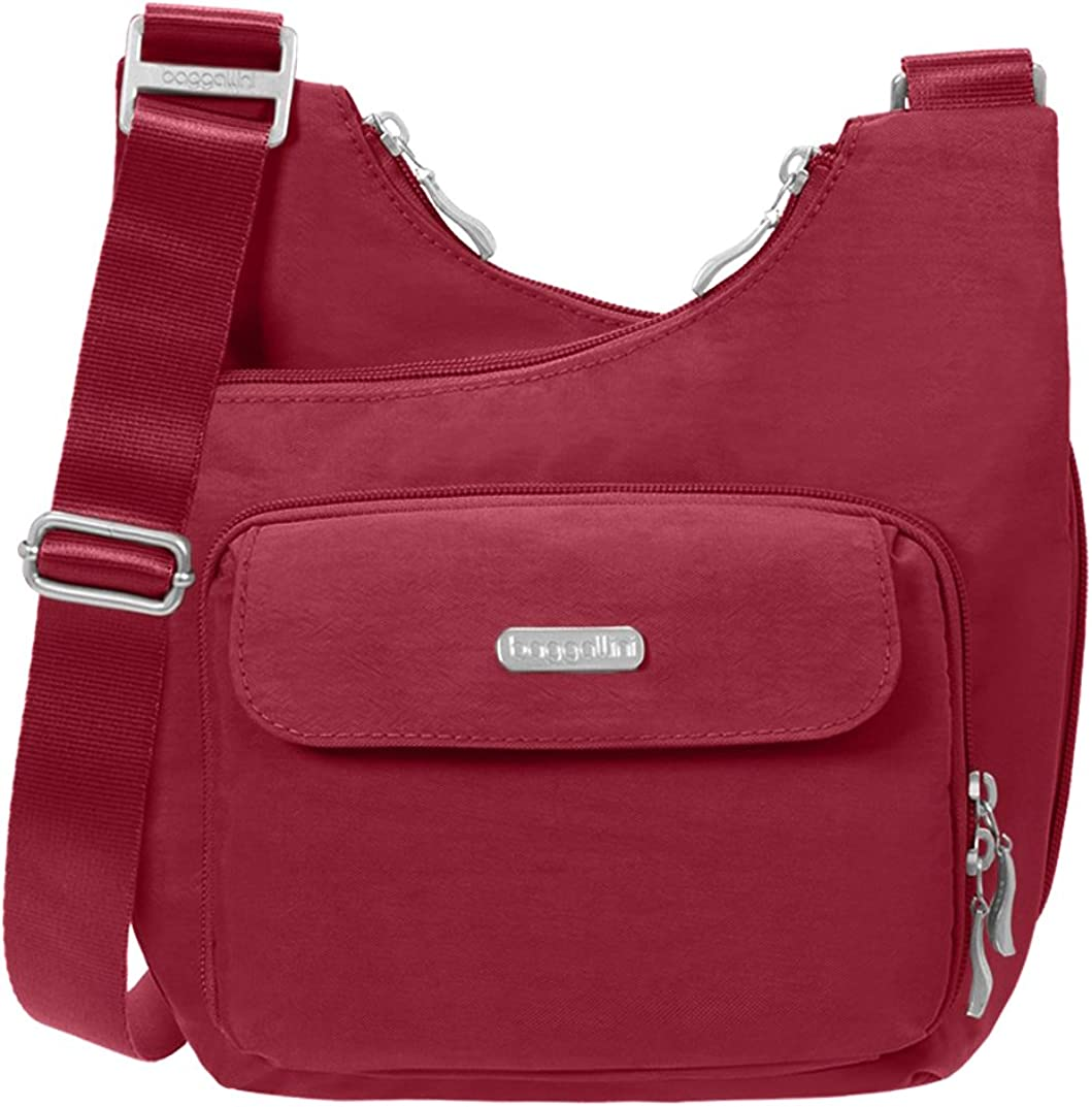 Baggallini Criss Cross Crossbody Bag