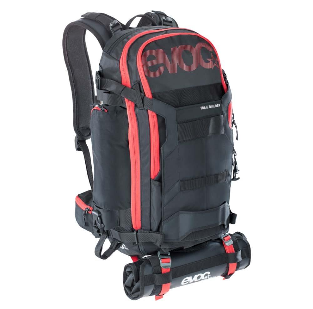 Evoc Trail Builder Technical Performance Hydration Pack Black, 30l