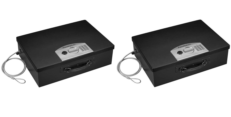 世界的に有名な (セントリーセーフ) SentrySafe ブラック 電子セキュリティボックス B07KK1KL7Y 48E 0.5立方フィート ブラック 48E Pack of 2 Pack of 2 B07KK1KL7Y, 梅干菓子佃煮海産物 紀州福亀堂:744fa349 --- itourtk.ru