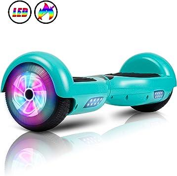 JOLEGE Hoverboard 6 5 Two Wheel Self Balancin
