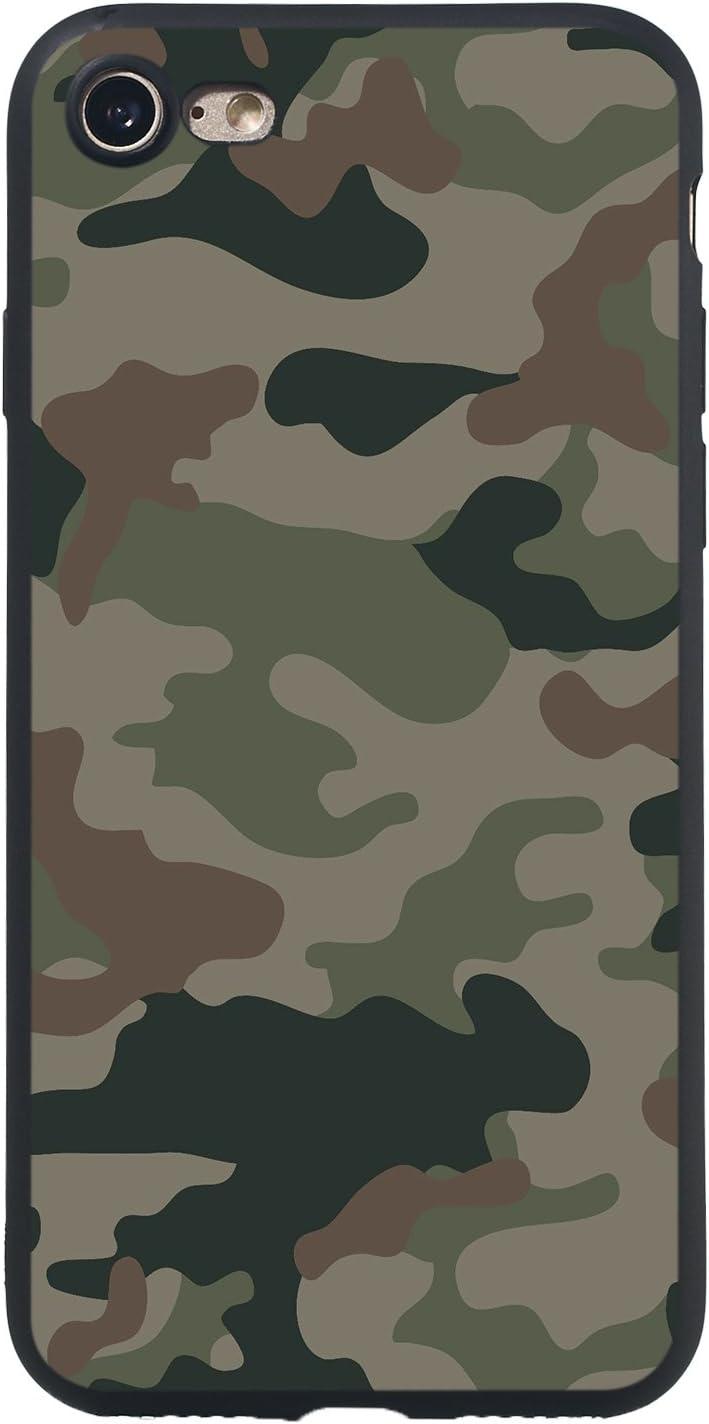 Everainy Kompatibel f/ür iPhone 7//iPhone 8 H/ülle Silikon Bumper Gummi Cover H/üllen f/ür iPhone 7//iPhone 8 Handyh/ülle Sto/ßfest TPU Sto/ßstange Schutzh/ülle M/ädchen 1