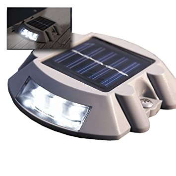 SOLAR DOCK u0026 DECK LIGHT