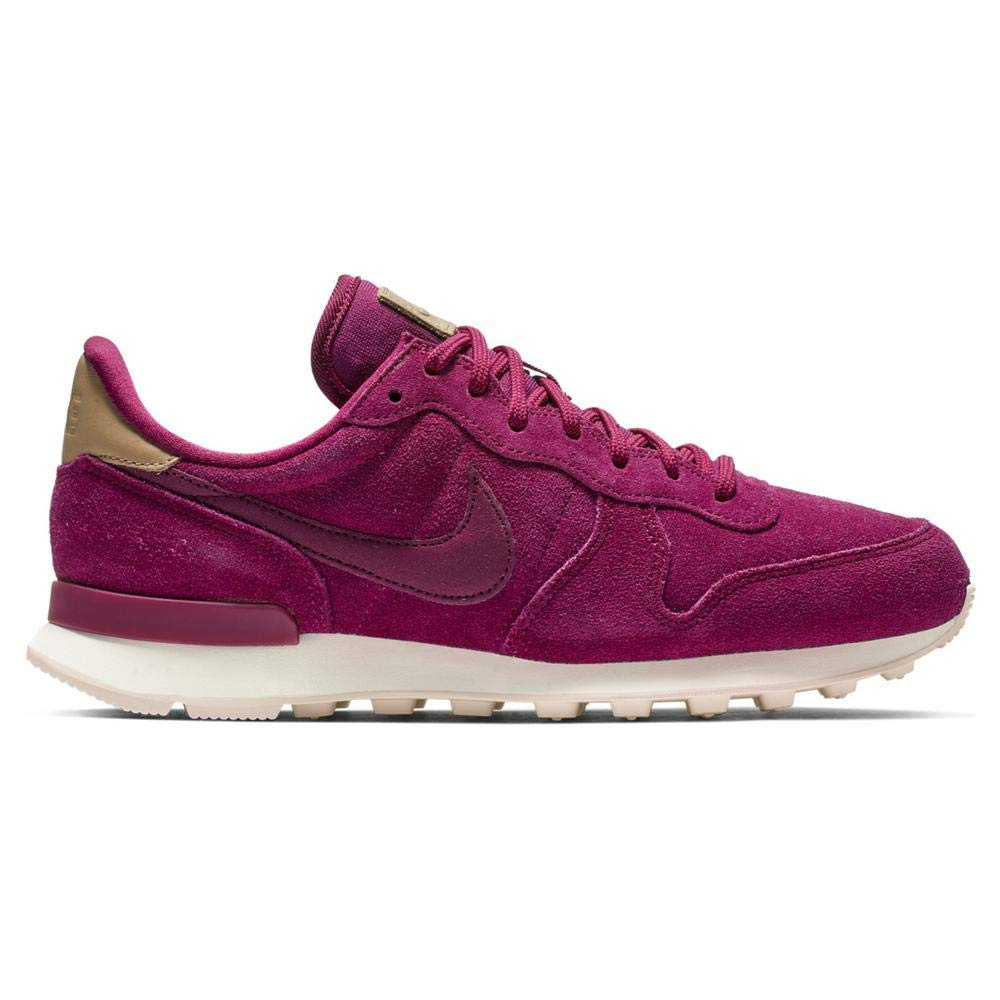 MultiCouleure (True Berry True Berry-summit blanc 603) Nike W Internationalist PRM, Chaussures de Running Femme 38.5 EU