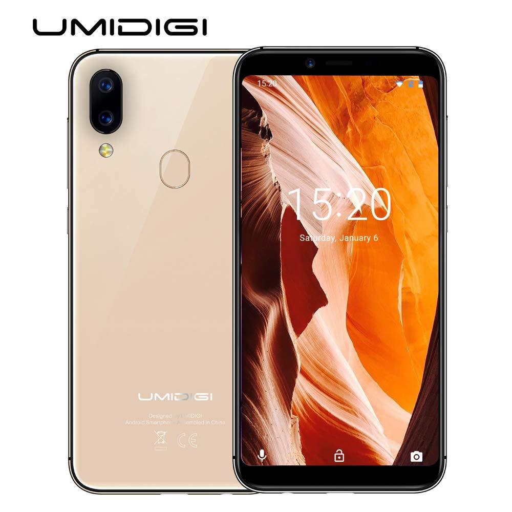 UMIDIGI A3 Factory Unlocked Smartphone