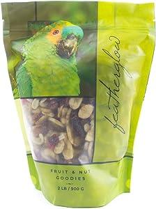 Volkman Seed Featherglow Fruit & Nut Goodies 2lb