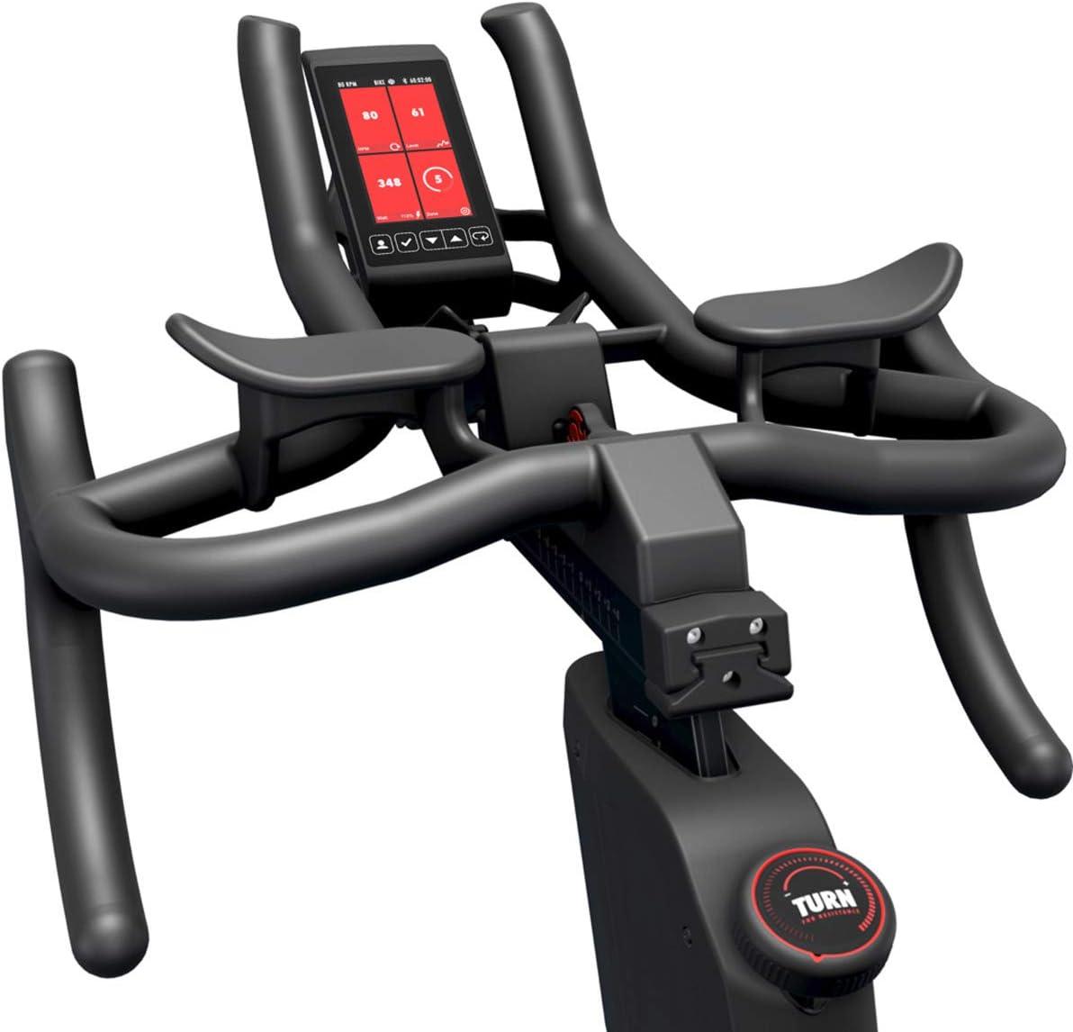 Life Fitness IC8 - Ciclo de interior alimentado por ICG + ...