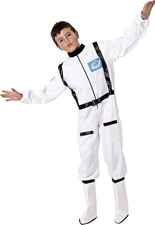 Costumizate! Disfraz de Astronauta Talla 7-9 Especial para niños ...