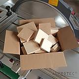 6,5mm starke Sperrholzplatten Multiplexplatten Holzplatten Tischplatten 10x10cm. Zuschnitt auf Ma/ß Sonderma/ße !