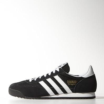 Adidas originals - Dragon noir blanc - Chaussures mode ville - Noir -  Taille 39.5 a6bf94ef6361