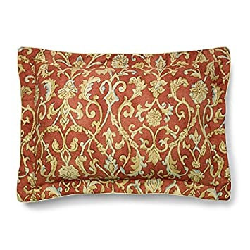 Amazon.com: Ralph Lauren Isla Menorca Scroll King Sham: Home & Kitchen