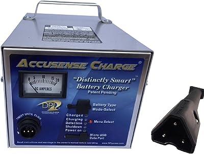 48volt 17amp Golf Cart Battery Charger