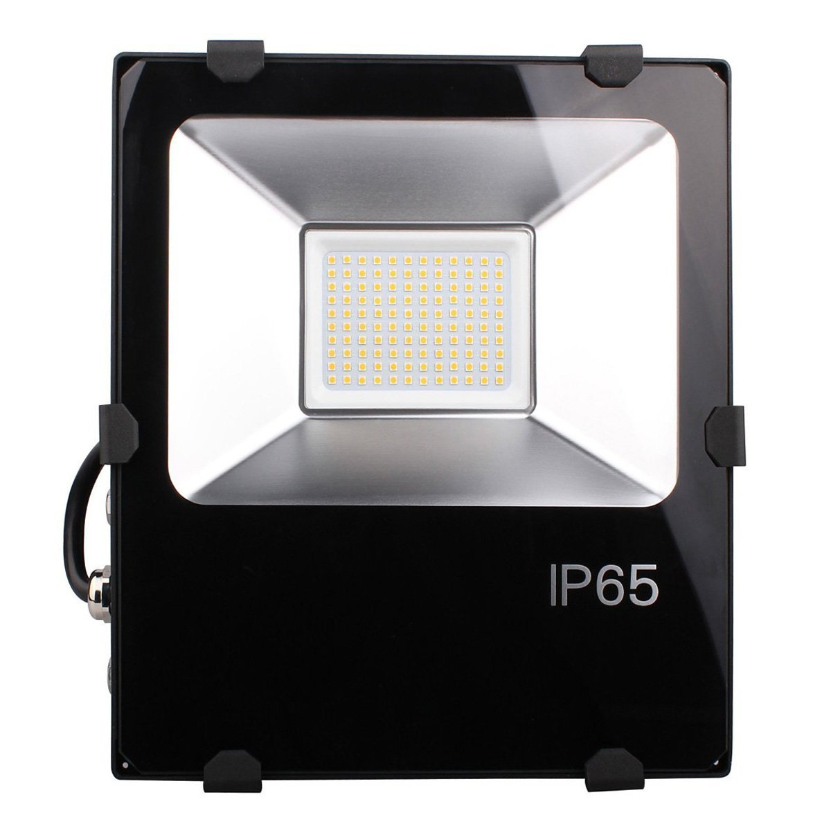 Outdoor 150W LED Flood Lights- 400W HPS or HID Bulb Equivalent- 15000lm-Cold White 5000K Floodlight - Meanwell Driver And Philips LED by ECOL