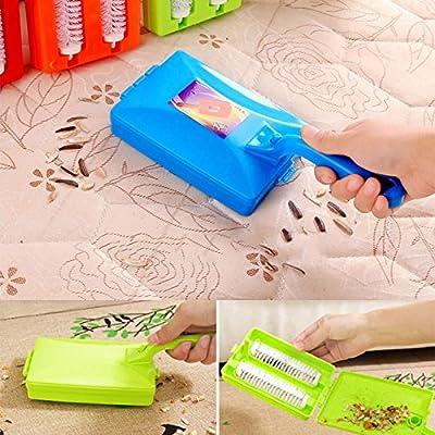Generic color al azar: nueva alfombra cepillo para mesa de ...