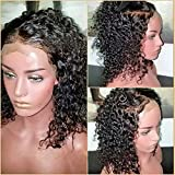 Best Hair Wig With Babies - 8A Lace Front Wigs 130% Density Curly Hair Review