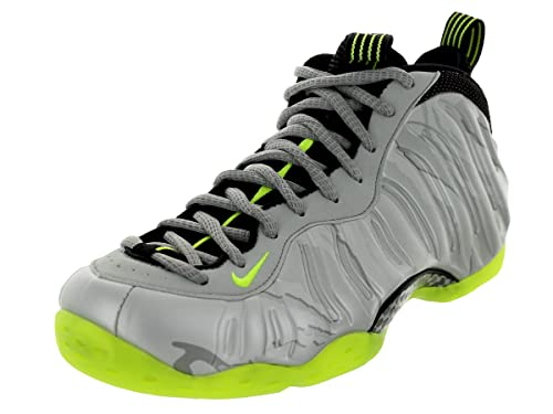sports shoes fd69e 936f3 Nike Men s Air Foamposite One Prm Mtllc Slvr Vlt Blck Mtlc Cl Gr