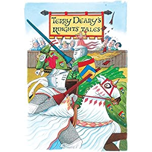 Terry Deary's Knights' Tales Audiobook