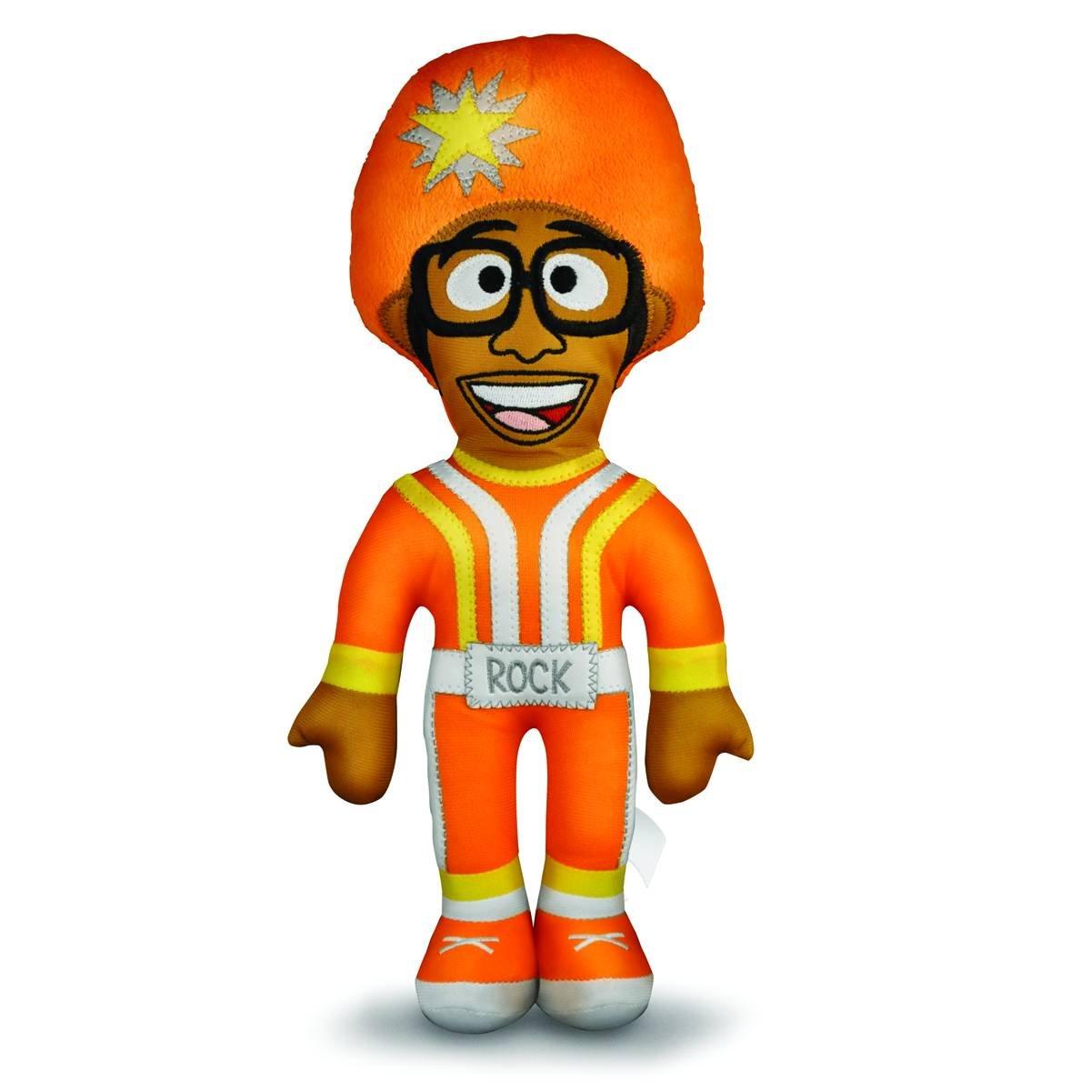 Unbekannt PPW Yo Wind-Wind-DJ Lance 30,5cm Designer Plüsch Personen Spielzeug Figur