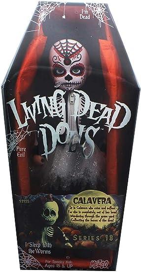 Living Dead Dolls Resurrection Series Mini Figure Calavera Cute BIN