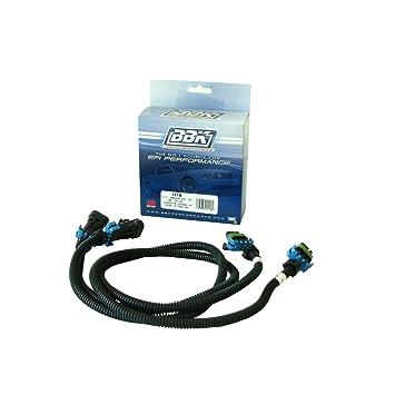 617b07fl1 L._SY355_ amazon com bbk performance 1116 oxygen sensor wire harness 2008 GMC Sierra Headers at panicattacktreatment.co