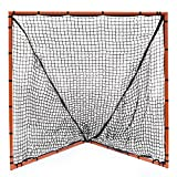 Champion Sports Backyard Lacrosse Goal: 4x4 Girls & Boys Youth Training Goal with Net