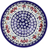 Product review for SilverrushStyle - Polish Pottery Large Pasta Bowl - Red Narcissus collection