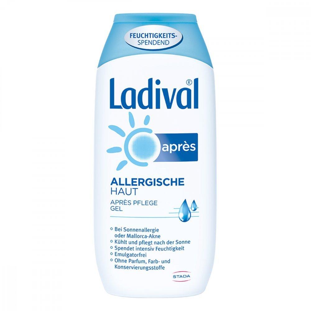 Ladival allergische Haut Apres Gel 200 ml STADA GmbH 28680