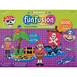 Perler Fuse Bead Value Activity Kit, There Be Pirates