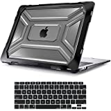 MOSISO MacBook Air 13 inch Case 2020 Release A2179 with Retina Display, Heavy Duty Plastic Hard Shell Case with TPU…