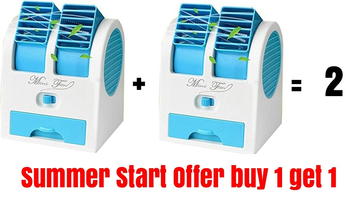 Best Air cooler under Rs 300 in India, Best Air cooler under Rs 500, Best Air cooler under Rs 1000