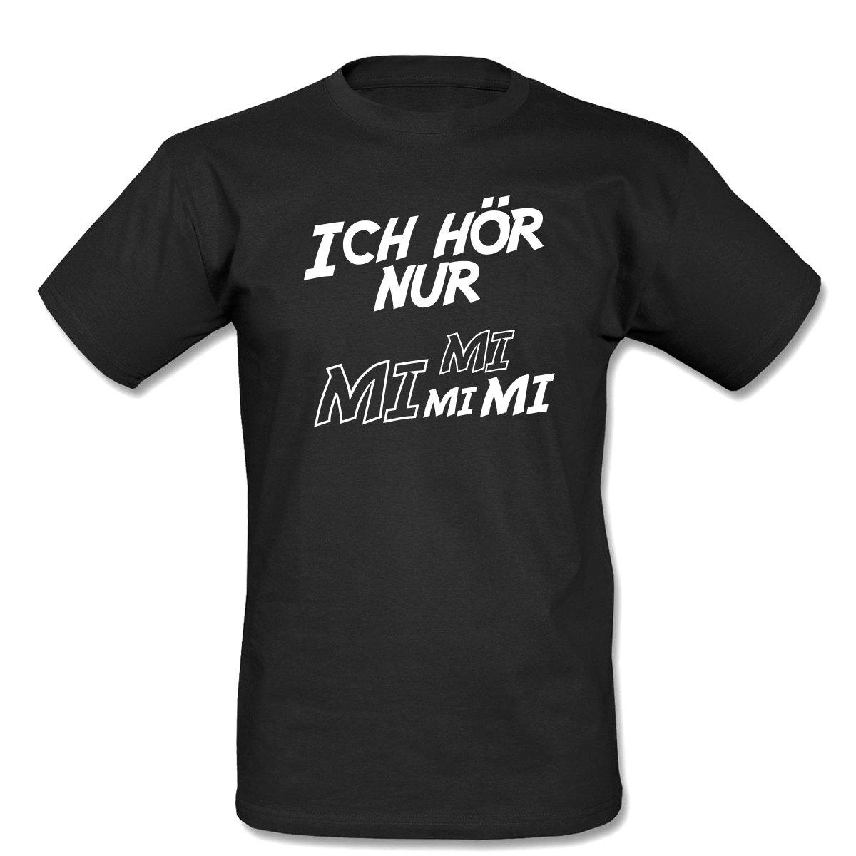 lustiges T-Shirt Ich h/ör Nur Mimimi