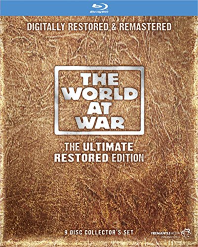 (The World at War : The Ultimate Restored 9 Disc Blu-ray Collector's Edition)