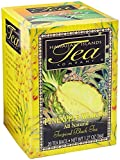 Pineapple Waikiki Tropical Black Tea, All Natural, 20 Teabags, Blended and Packed in Hawaii